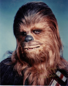 StarWars Chewbacca