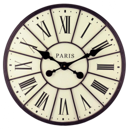 clock paris